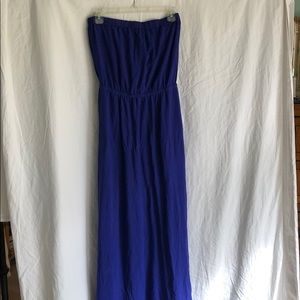 Splendid maxi dress! Royal blue. Summer ready!